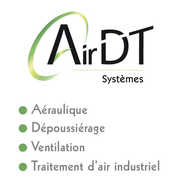 AIR DT Systèmes : aéraulique, dépoussiérage, ventilation, traitement d'air industriel