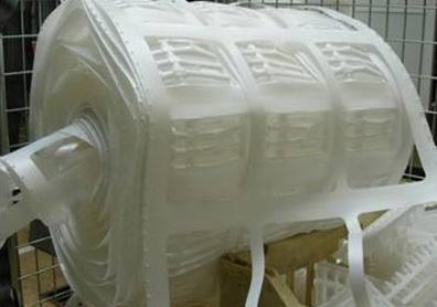 Matière plastique broyée ou vierge