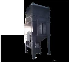 Dépoussiéreur à cartouches verticales type Air DusT CV