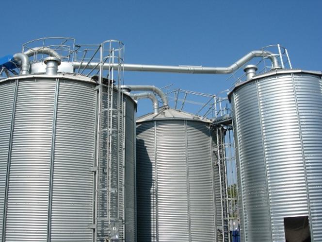 transport penumatique pour remplssage de silos