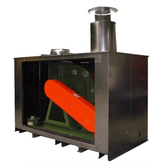 ventilateur caisson acoustique