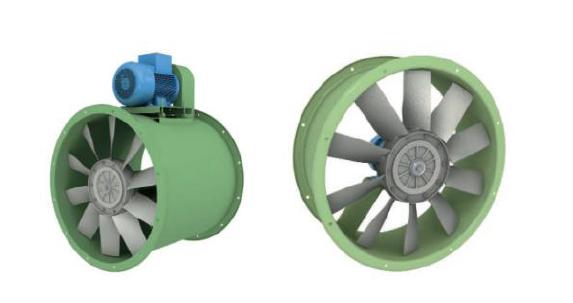 ventilateur helicoide