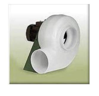 ventilateur plastique