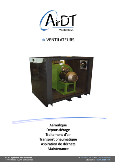 DOC VENTILATEUR - documentation PDF
